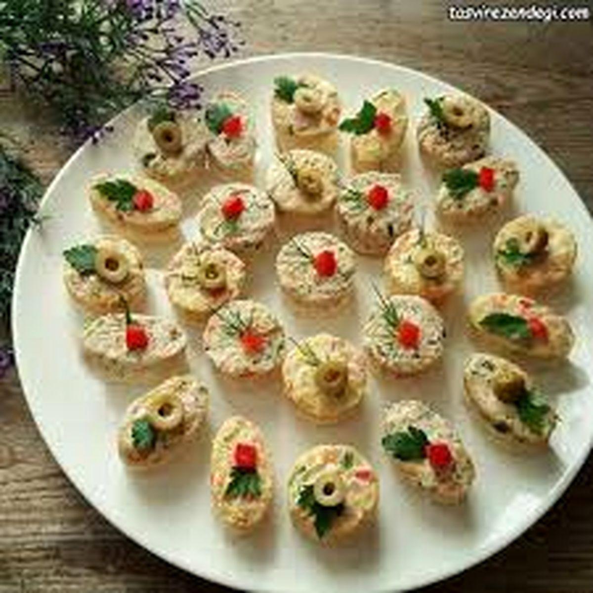 دستور پخت راتای مرغ غذای پرطرفدار و لذیذی ایرانی + آموزش