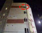 خودکشی دختر 17 ساله از طبقه چهارم ساختمان در آبادان + فیلم و عکس