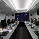 دیدار نمایندگان بنیاد تعاون زندانیان با مدیرعامل بیمه سینا