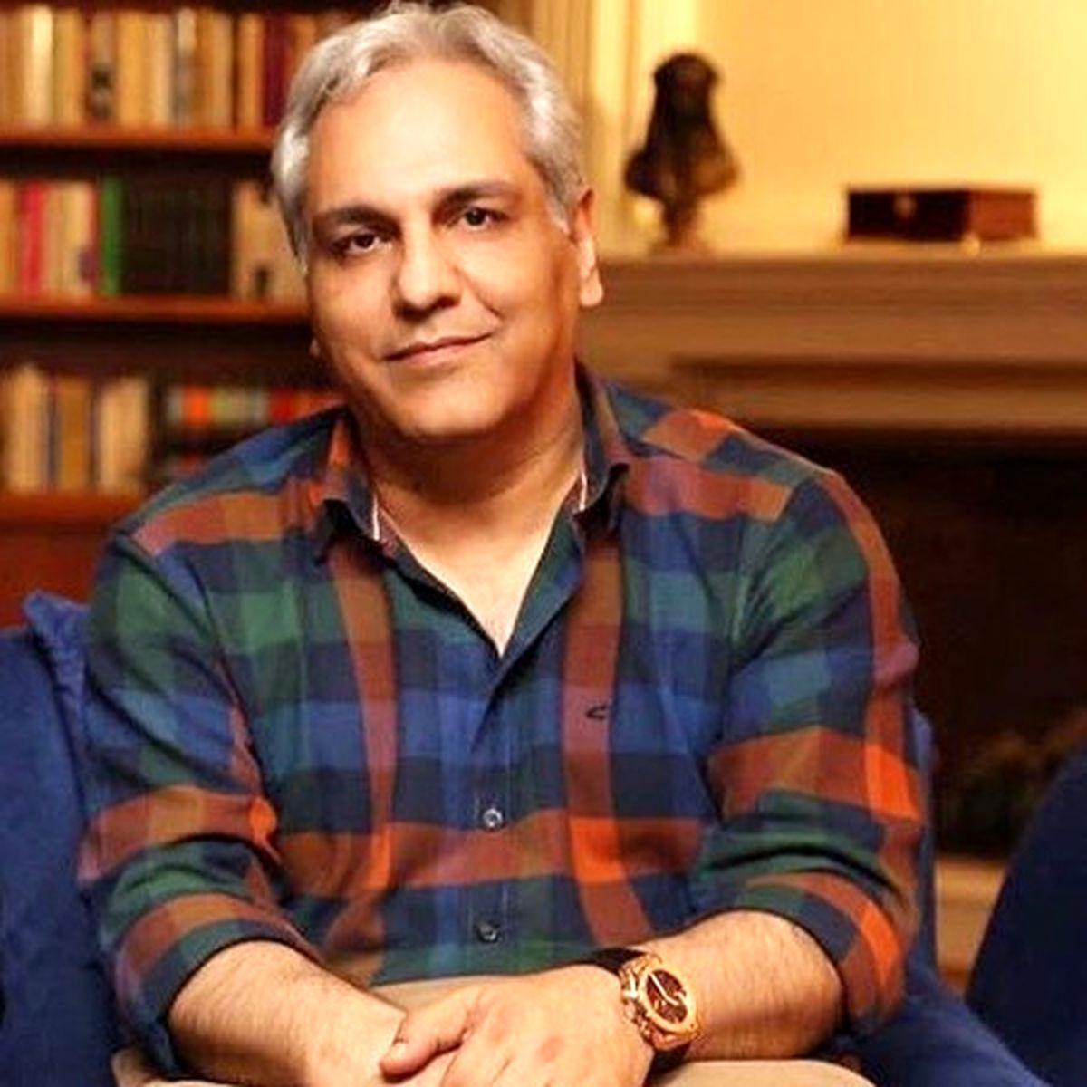 فیلم دیده نشده از آواز خواندن مهران مدیری + فیلم