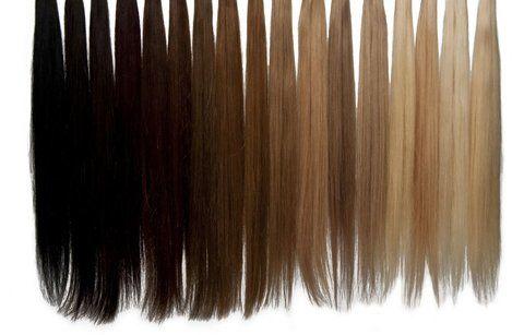 همه آنچه که از رنگ موهای طبیعی باید بدانید