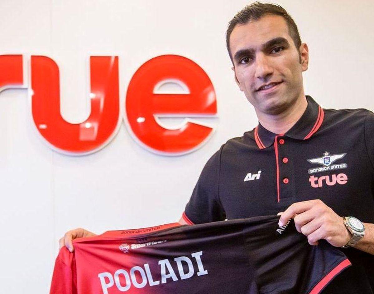 بیوگرافی مهرداد پولادی فوتبالیست ایرانی + تصاویر