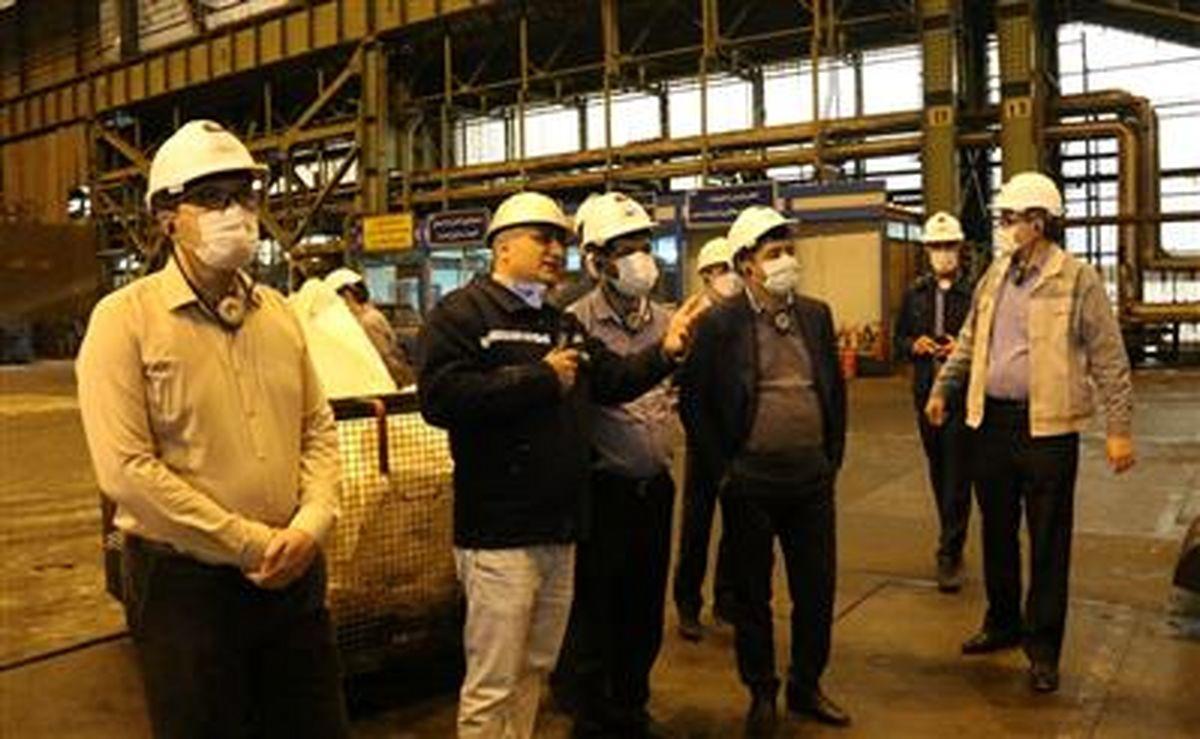 فولاد مبارکه مجموعۀ باارزشی برای اقتصاد کشور است