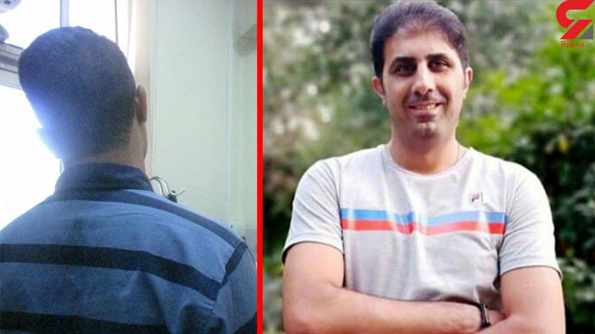 قتل وحشتناک در خیابان ولیعصر تهران + فیلم لحظه زیر گرفتن مقتول