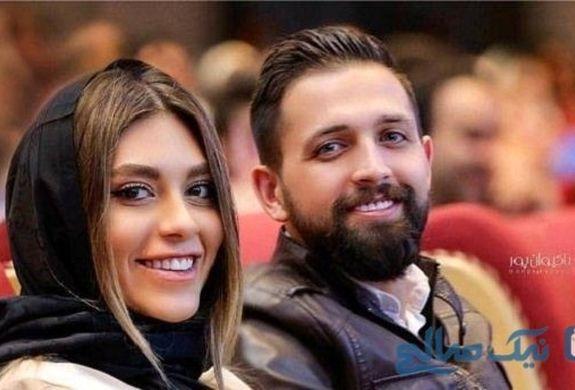 محسن افشانی همسرش را طلاق داد + علت طلاق