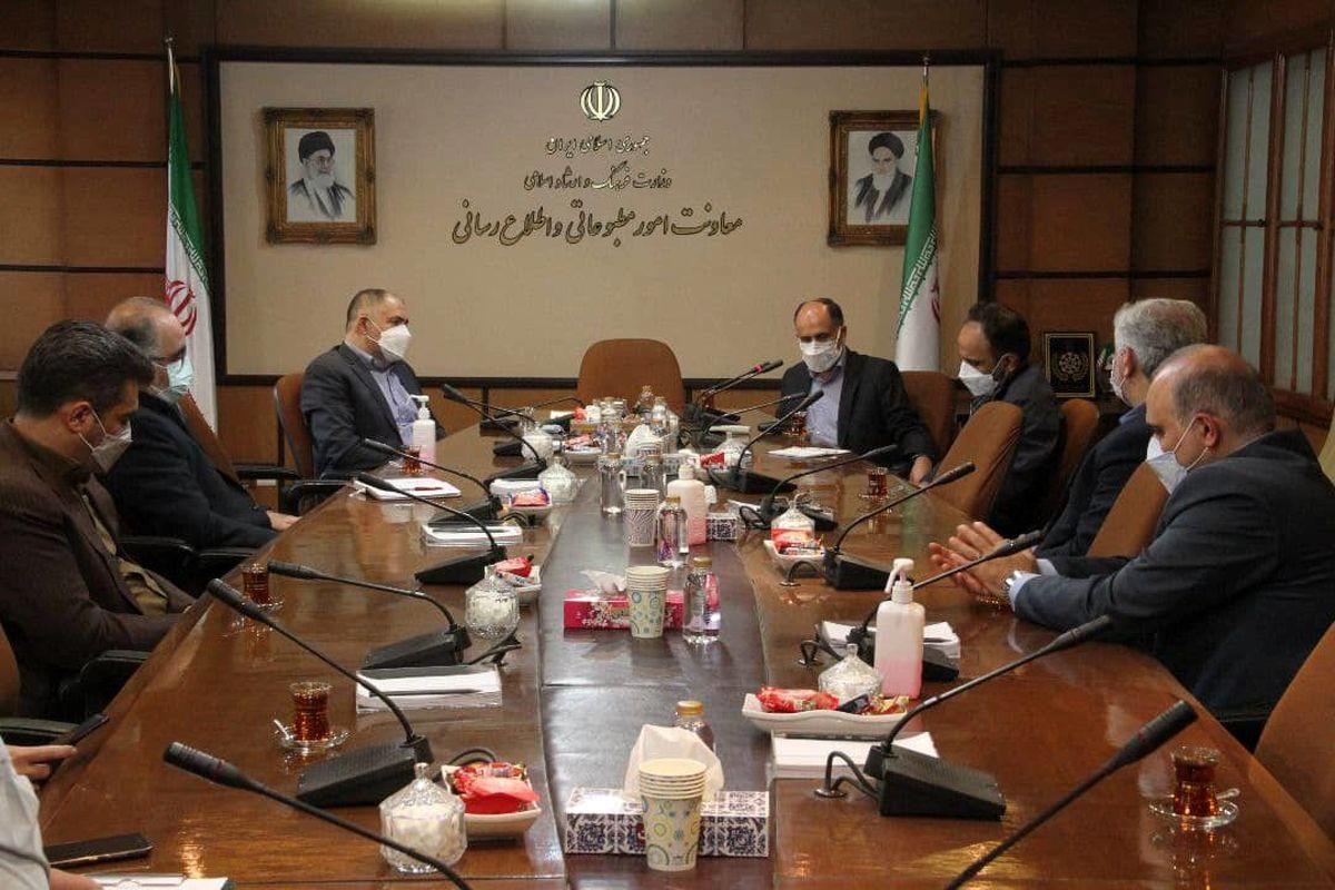 بازآرایی نظام رسانهای کشور محور اصلی فعالیتهای معاونت مطبوعاتی خواهدبود