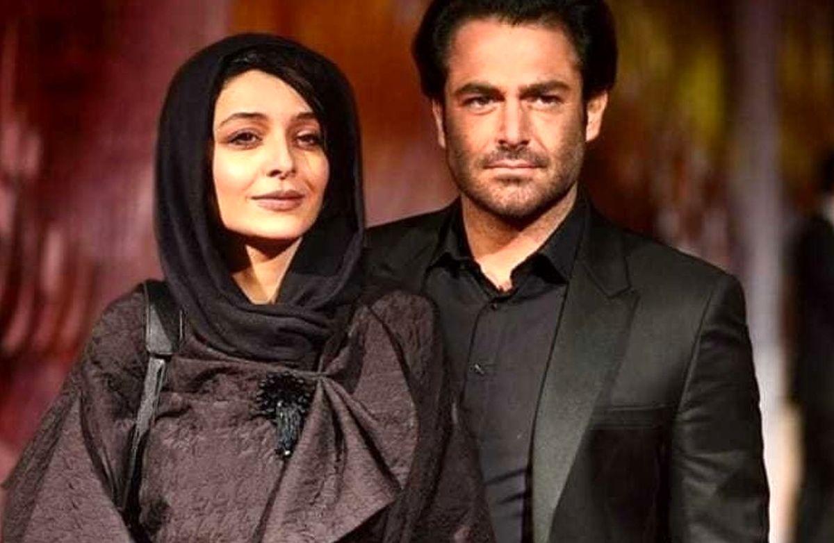 فیلم عاشقانه همسر جدید ساره بیات در اینستاگرام + فیلم