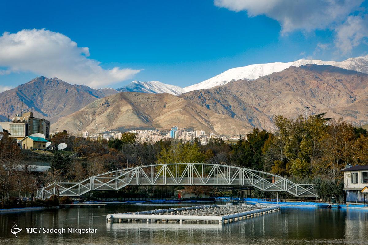 آخرین وضعیت آلودگی هوای تهران در 8 اسفند