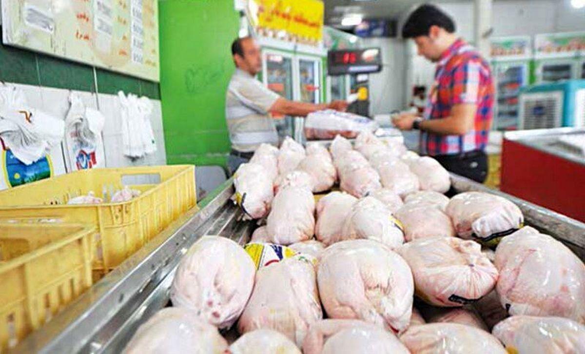 قیمت رسمی مرغ اعلام شد | مرغ را گران نخرید