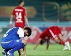 درگیری فیزیکی و شدید چند بازیکن استقلال در فرودگاه مشهد