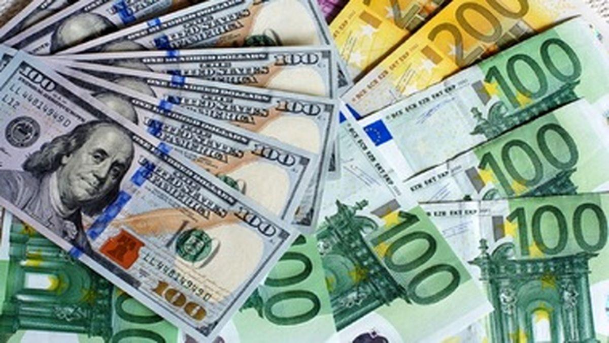 جدول قیمت ارز | 25 آبان