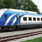قطار مسافربری در اسلامشهر در آتش سوخت + فیلم