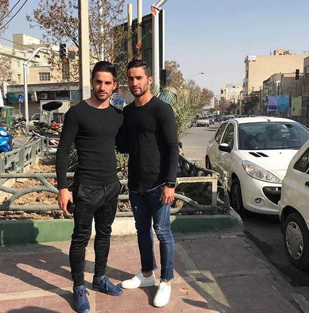 جذاب ترین بازیکنان فوتبال ایران از نگاه نشریه مارکا - سایت ...