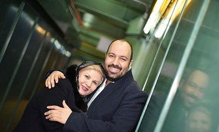 علی اوجی,بیوگرافی علی اوجی,تصاویر علی اوجی و مادرش