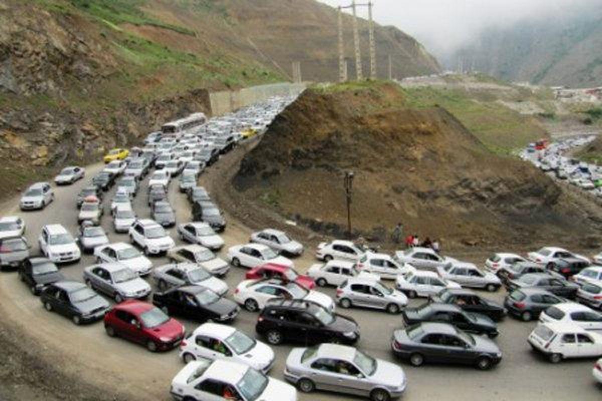 آخرین وضعیت جادههای کشور