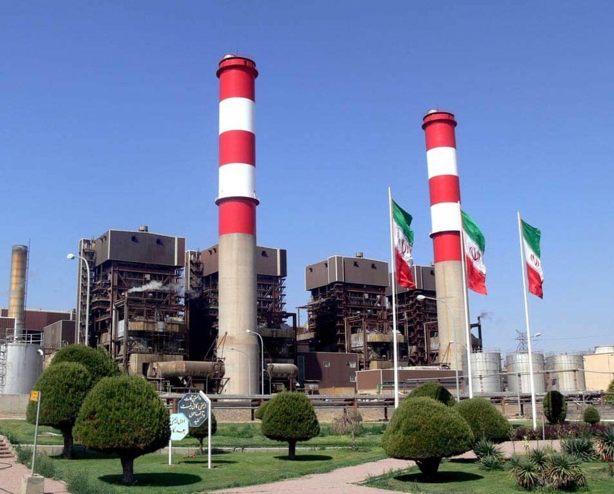 خسارت ۸۰ میلیارد ریالی آتش سوزی نیروگاه حرارتی توس