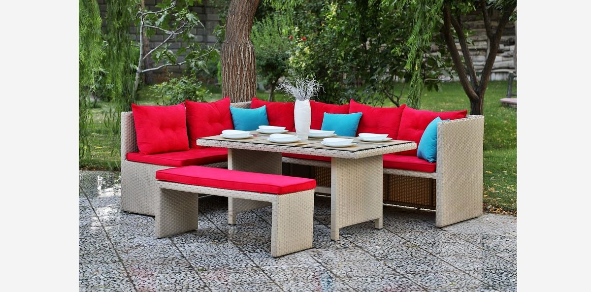 مبلمان و میز و صندلی ویلایی بهترین انتخاب برای تجهیز فضای باز شم