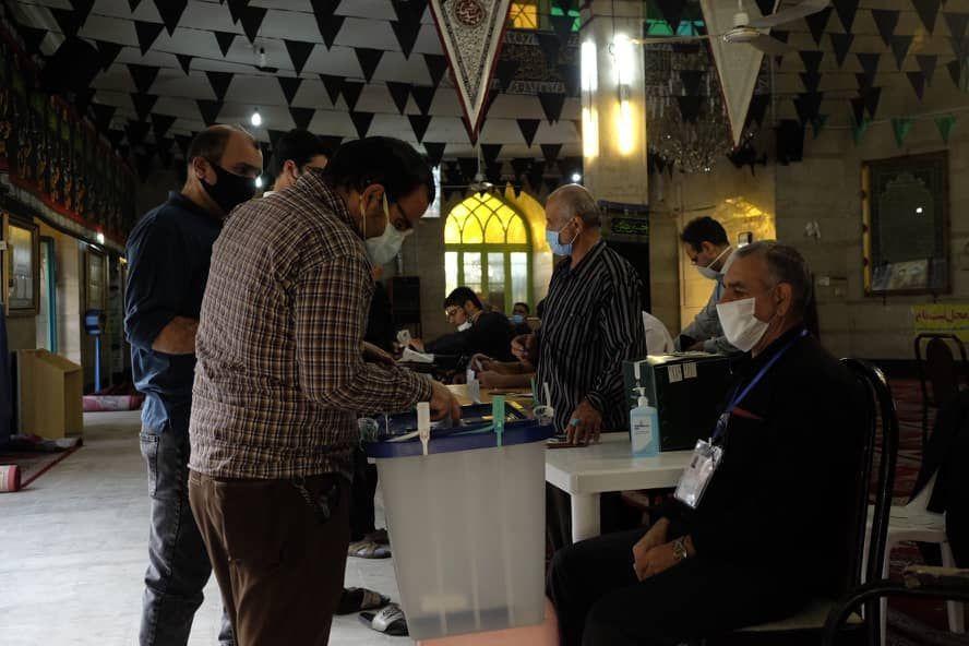 آغاز دور دوم انتخابات مجلس شورای اسلامی در ۹ استان کشور + تصاویر