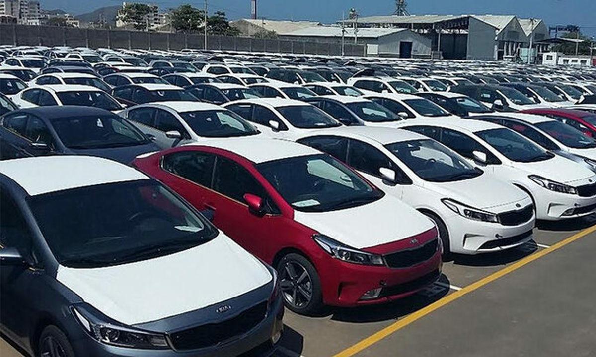 آخرین قیمت خودرو خارجی 18 مرداد + جدول
