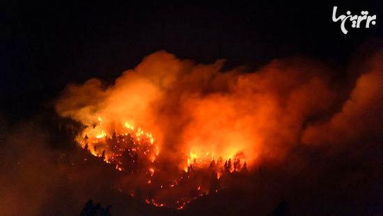 ویرانگرترین و بدترین آتش سوزیهای تاریخ