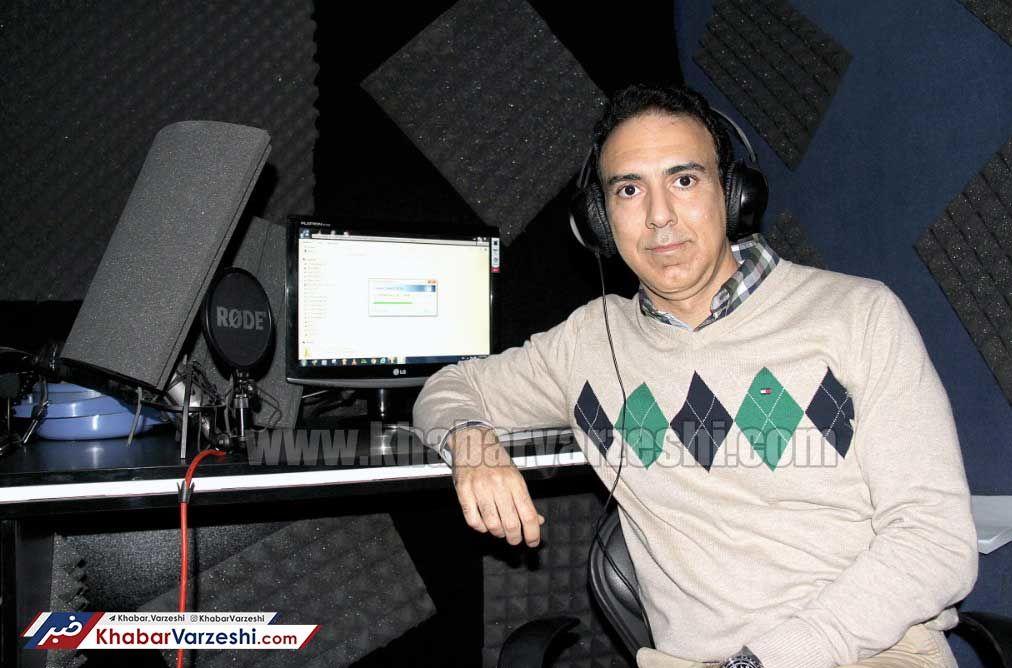 مزدک میرزایی همکار صدف طاهریان و ابی شد + جزئیات