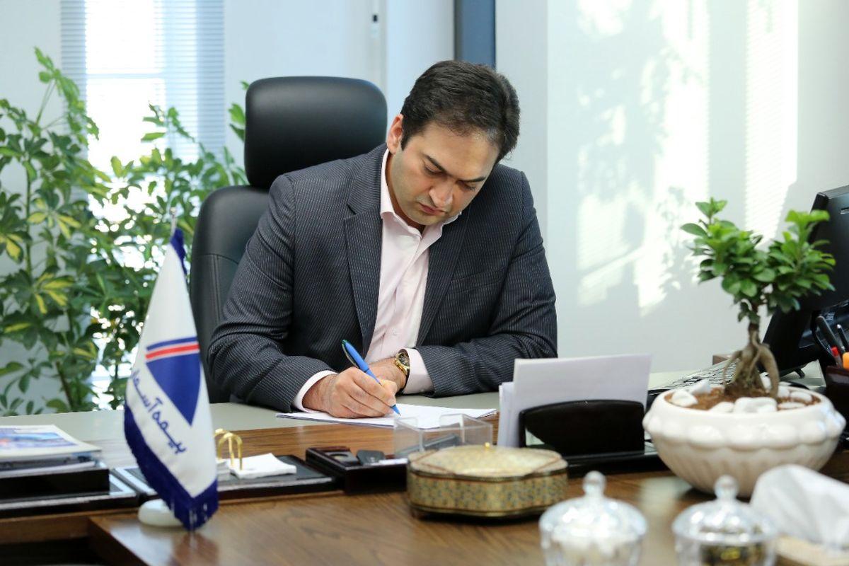 «یزدان دوست» جزئیات انتخاب کارکنان شایسته صنعت بیمه را تشریح کرد