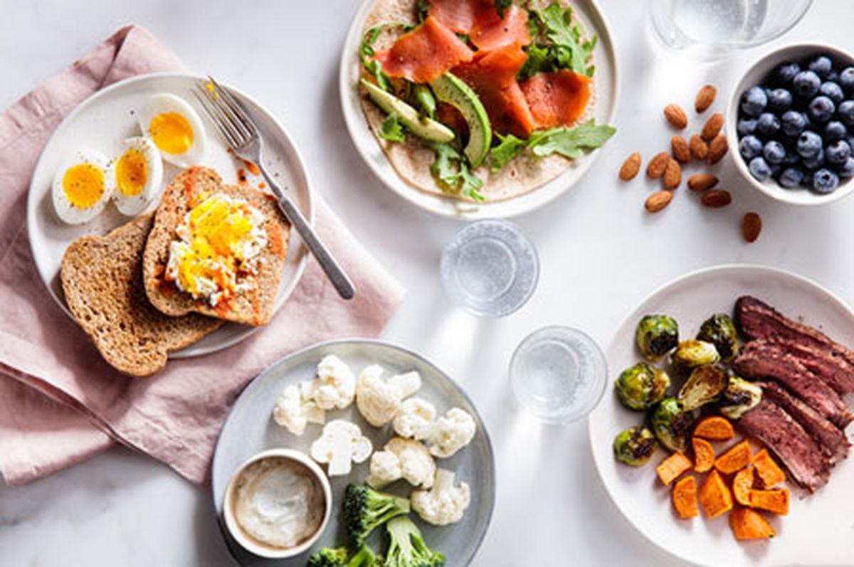 با یک رژیم غذایی ۷ روزه بیشترین کاهش وزن را تجربه کنید