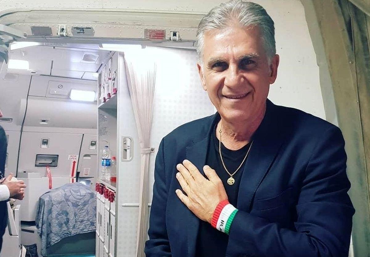 کیروش به ایران باز می گردد؟