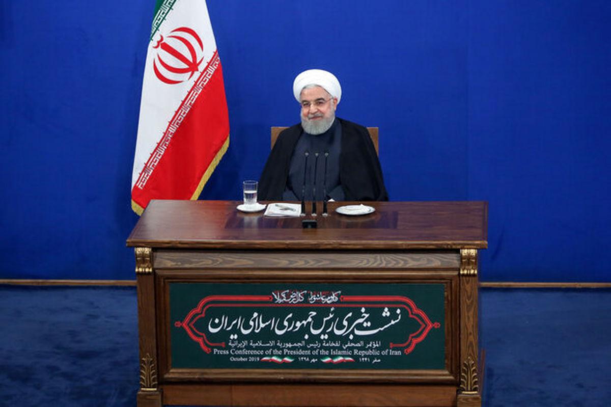 نشست خبری رئیسجمهور 27 بهمن برگزار میشود