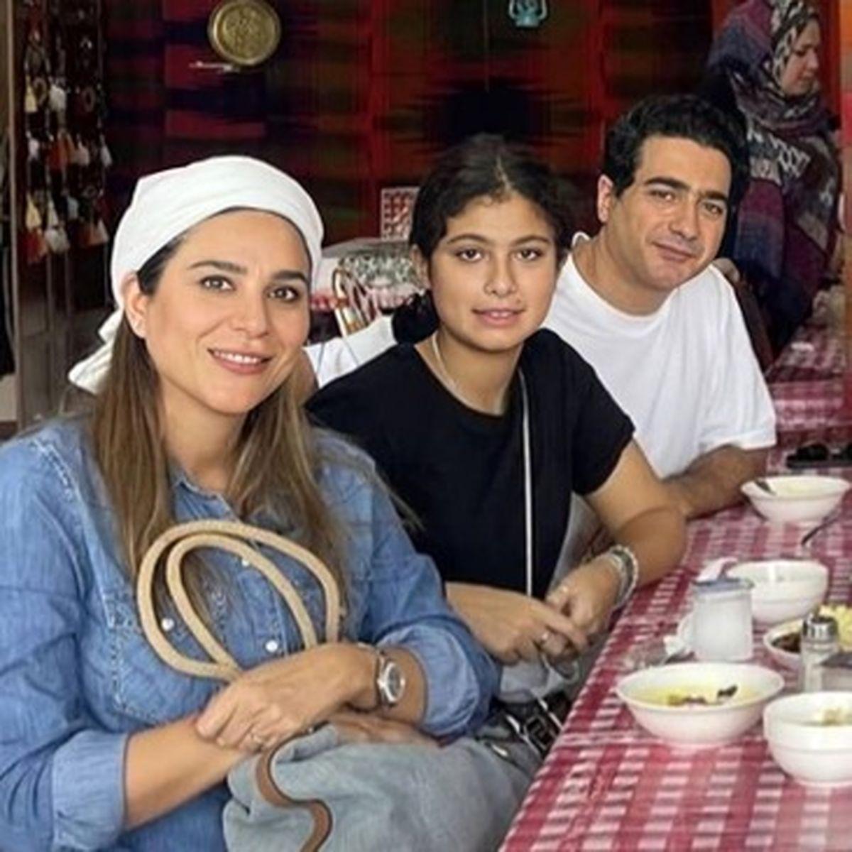 همایون شجریان و همسرش در عراق + عکس