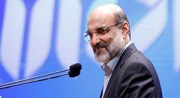 حضور رئیس صداوسیما در پشت صحنه  «سلمان فارسی»