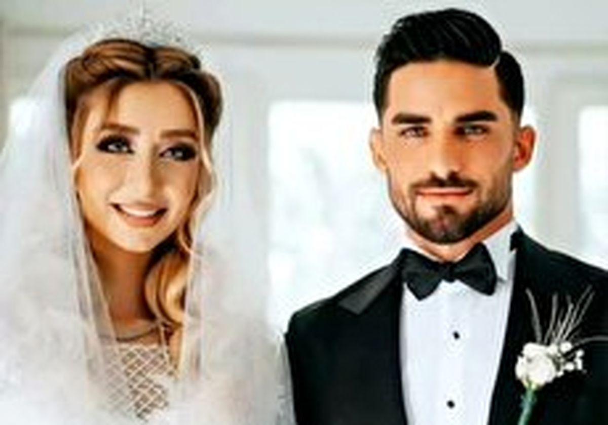 ماجرای ازدواج میلاد محمدی + تصاویر جدید