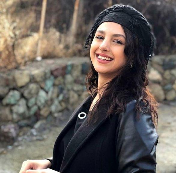 """جوانه دلشاد بازیگر """"حوالی پاییز"""" کشف حجاب کرد+ فیلم"""
