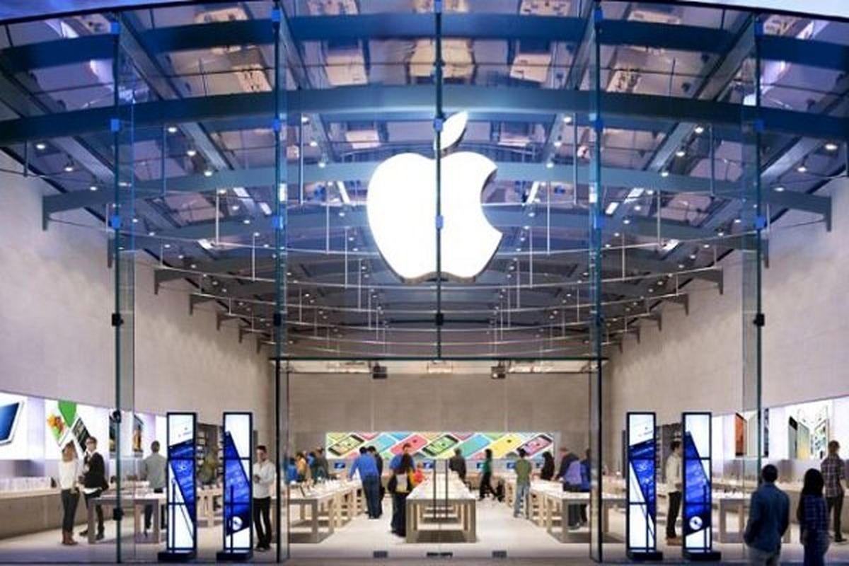 بازگشایی فروشگاههای اپل در چین