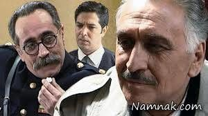 احمد نجفی در سریال کاراگاه علوی