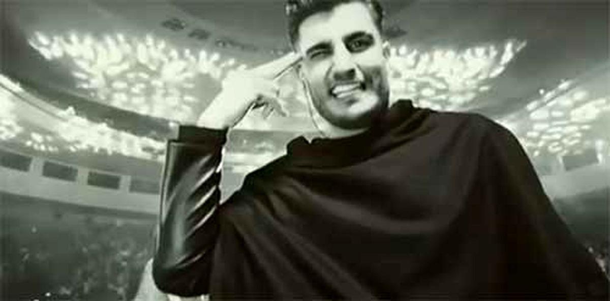 ماجرای کلیپ جدید شهاب مظفری در انتقاد از یاس + عکس