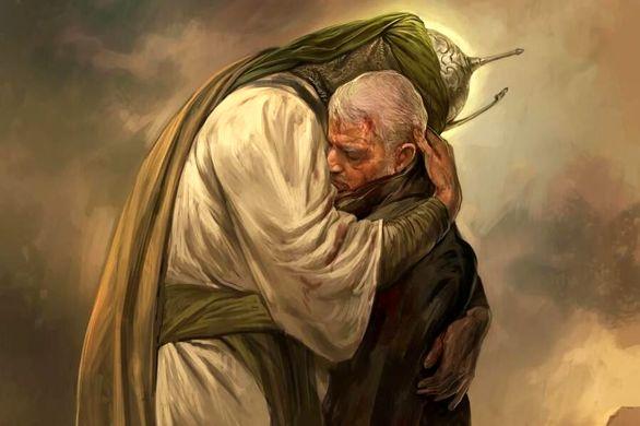 نظر یک استاد نقاشی درباره اثر شاگردش از سردار سلیمانی