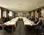 جلسه کنسرسیوم بیمه های آتش سوزی به میزبانی بیمه رازی برگزار شد