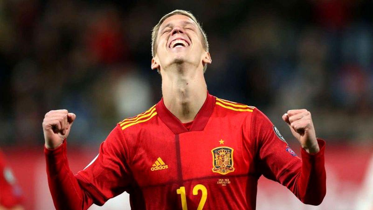ستاره جوان اسپانیا مورد توجه بارسلونا قرار گرفت
