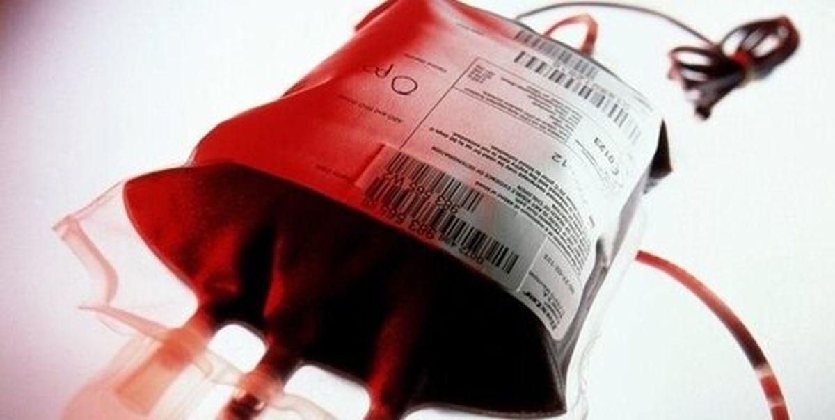 نیاز ایران به سالانه دو میلیون و ۱۰۰ هزار واحد خون
