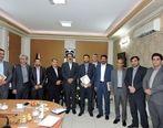 تجلیل از آزاده دفاع مقدس و ایثارگران پست بانک استان لرستان