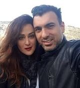 فیلم لورفته و عجیب از سینا ولی الله و همسرش + بیوگرافی و عکس