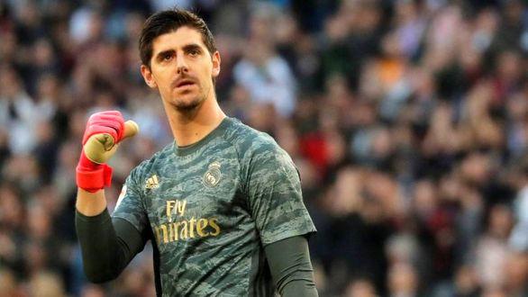 دروازهبان رئال مادرید، بهترین بازیکن شد!