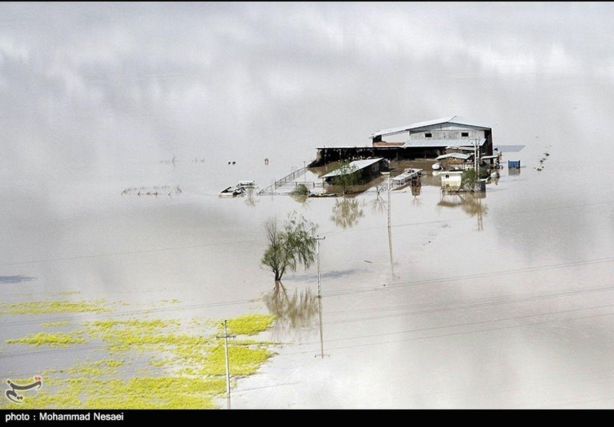 سیلزدگان همچنان منتظر کمکهای بلاعوض + عکس