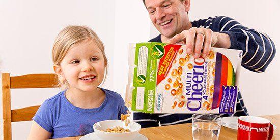 چند نکته مهم تغذیهای برای کودکان