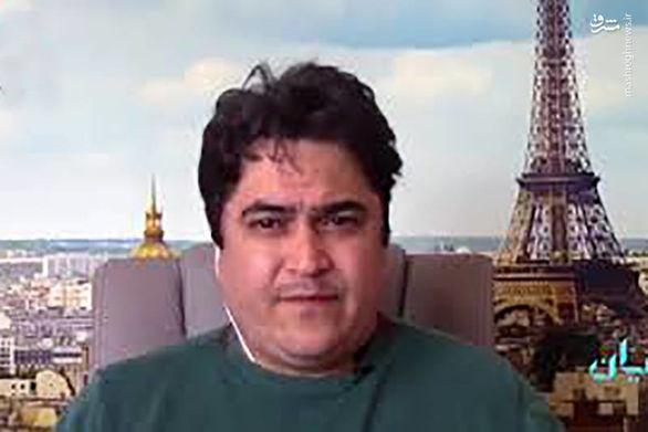 ادعای جنجالی فرانسه /  ایران روح الله زم را دزدید