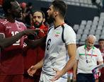 موسوی بهترین بازیکن ایران در مقابل برزیل شد