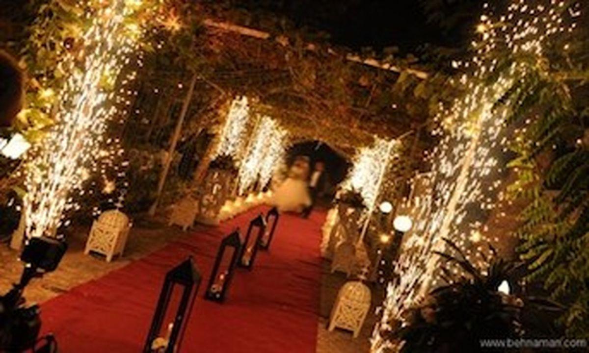 ۶ مصدوم درپی انفجار ترقه در عروسی
