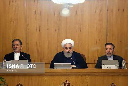 روحانی : فشار حداکثری امریکا شکست خورده است