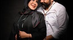 عزاداری اشک آور نسیم ادبی برای همسر مرحومش + فیلم